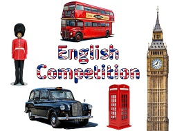 English competition - Famous people of the UK